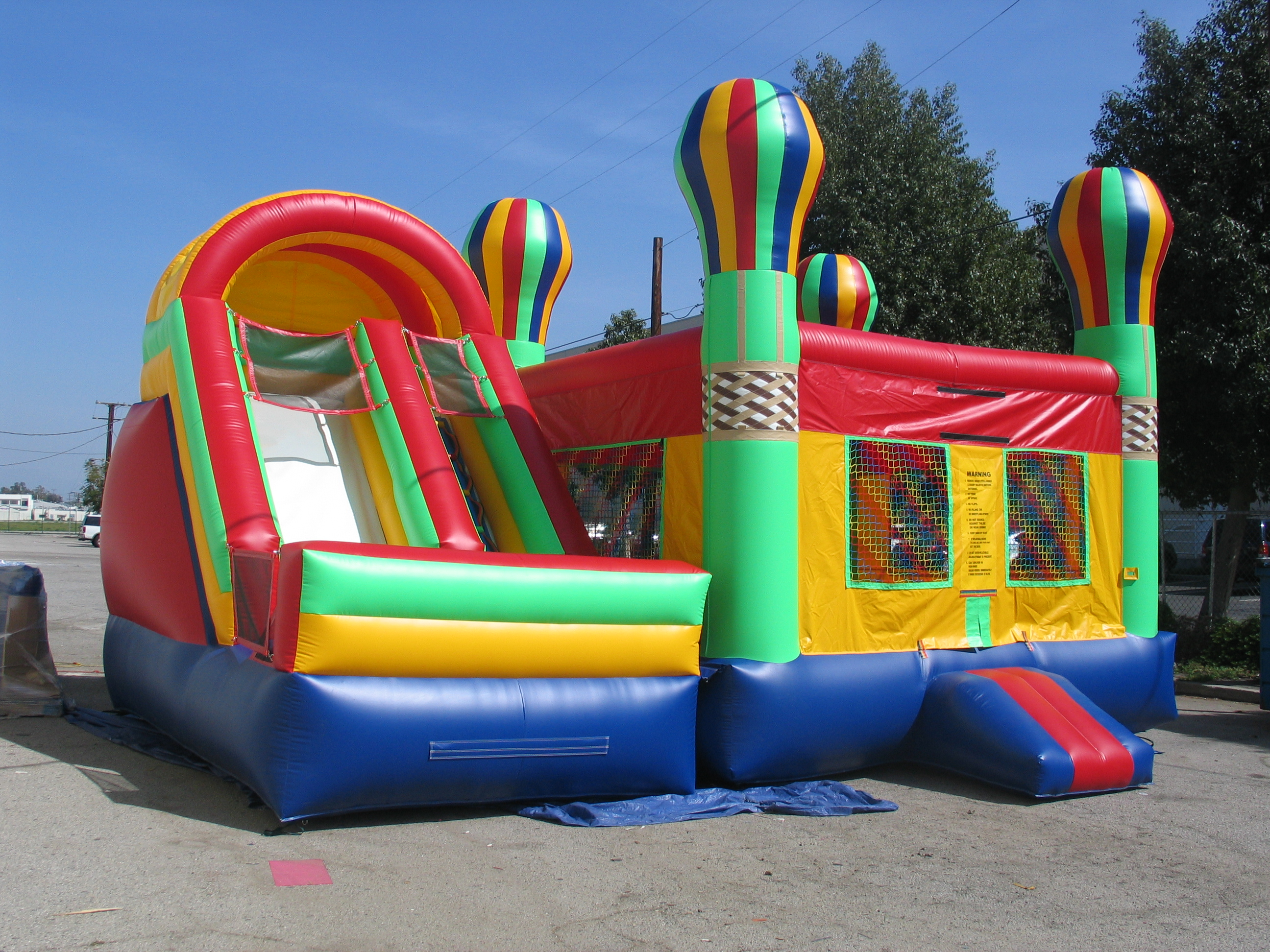 Kids Party Bouncers For Rent